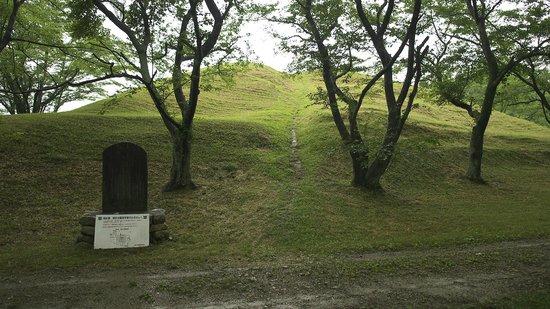 Akeai Tomb: 明合古墳歴史公園