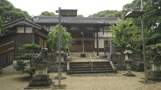 Hisazu Chisugawara Shrine: 比佐豆知菅原神社