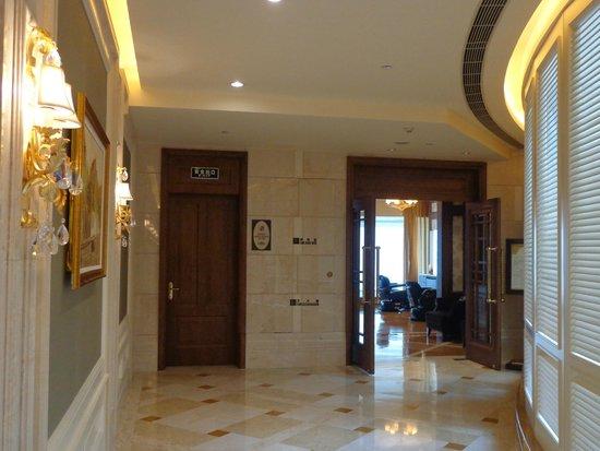 Grand Central Hotel Shanghai: Salão de Cabeleireiro
