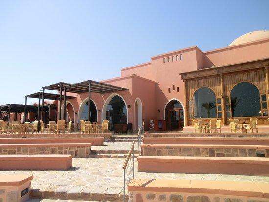 Radisson Blu Resort, El Quseir: Il Bar e il Ristorante