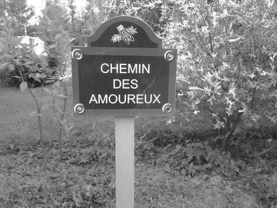 La Cressonnière : romantique