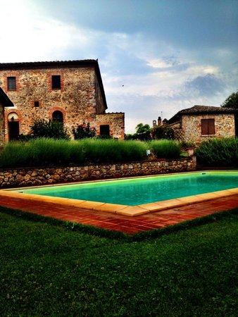 Tre Madonne del Lago: Pool