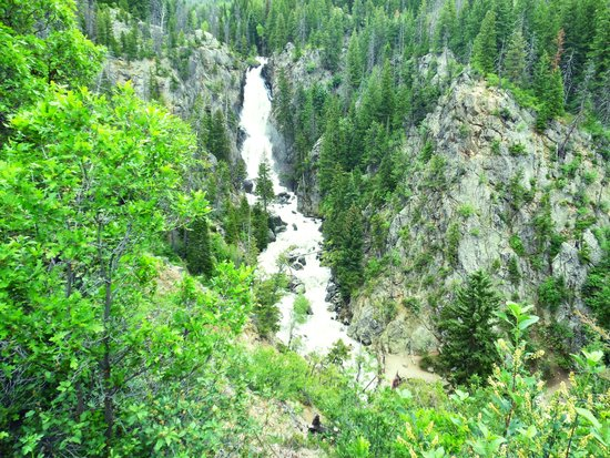 Legacy Vacation Resorts-Steamboat Hilltop: Fish Creek Falls.