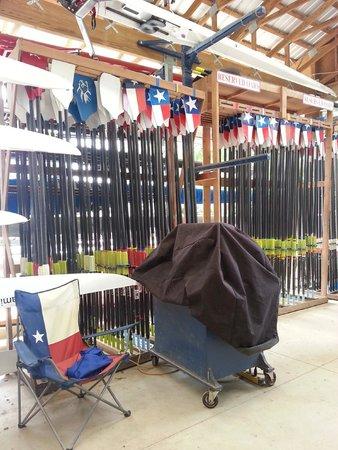 Texas Rowing Center: Texas Rowing Club