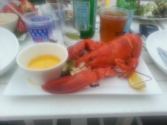 East Bay Grill : Dinner