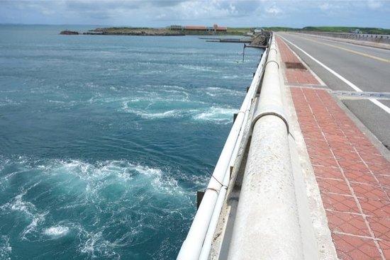 Penghu Islands: 潮の満ち引き