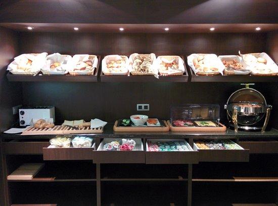 Martin's Patershof : Buffet