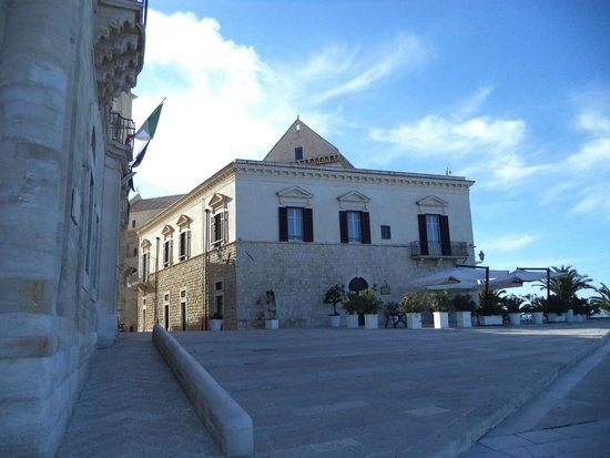 Hotel Regia Ristorante : у моря