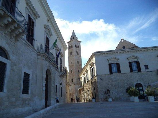 Hotel Regia Ristorante : на фоне собора