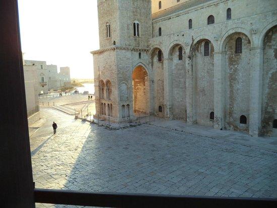 Hotel Regia Ristorante : вид из окна