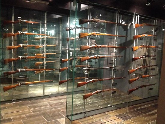 Norsk Bergverksmuseum: Kongsberg Våpenfabrikks Museum