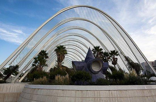 Ciudad de las Artes y las Ciencias: Оранжерея