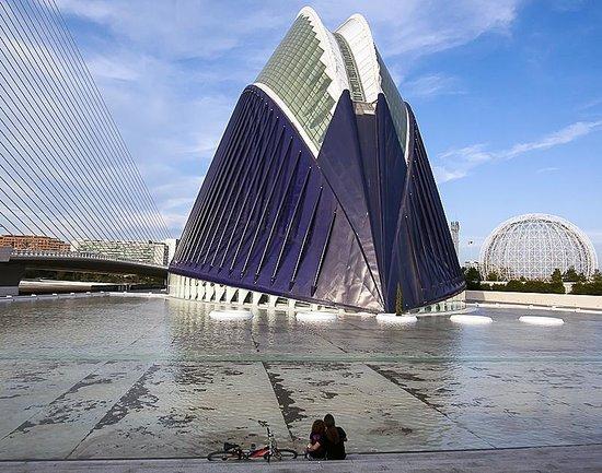 Ciudad de las Artes y las Ciencias: Парк Океанографии