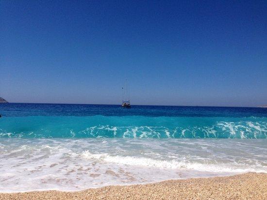 Kaputas Beach : Бирюзовый прибой