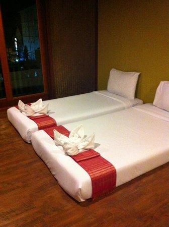 Dang Derm Hotel: 客室
