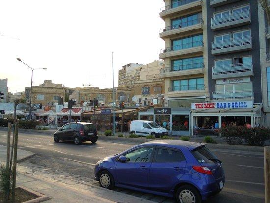 Bars En Restaurants Onder Pebbels Aparthotel Picture Of Pebbles Boutique Sliema Tripadvisor