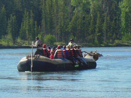 Jackson Lake Lodge : Rafting Snake River