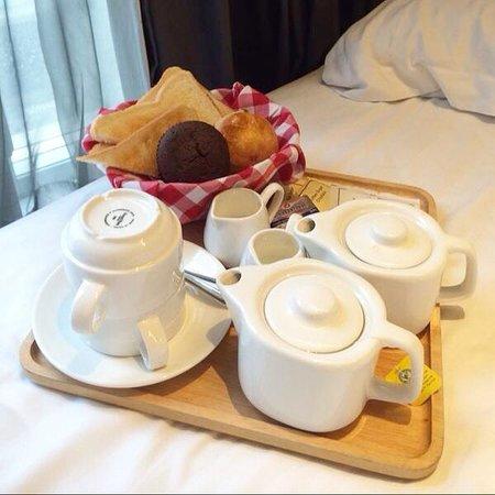 Sohotel: Loved the breakfast