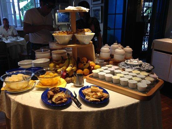 Hotel Villa Mabapa: Breakfast