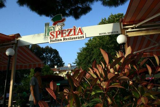 La Spezia Italian Restaurant