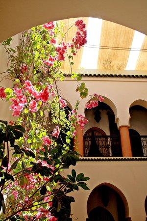 Riad Maison Belbaraka : Innenhof