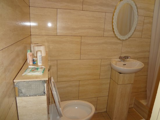 Apollo Hotel - Bayswater: bagno
