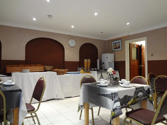 Apollo Hotel - Bayswater: sala colazione
