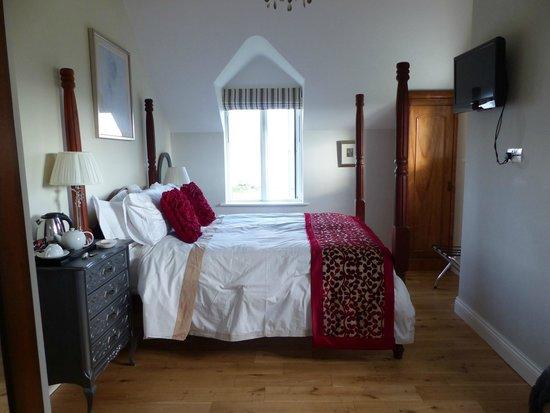 Gallan Mor Boutique Bed and Breakfast: West Bedroom