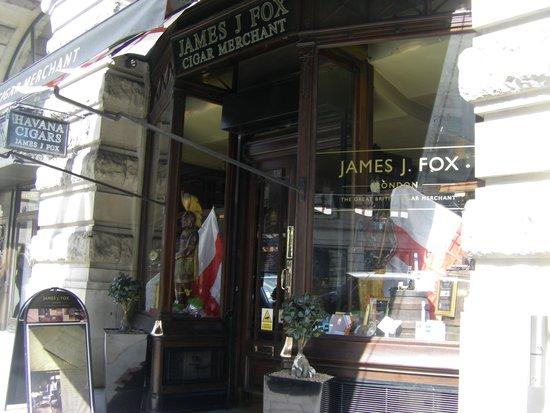 James J. Fox & Robert Lewis: Welcom to James J. Fox!