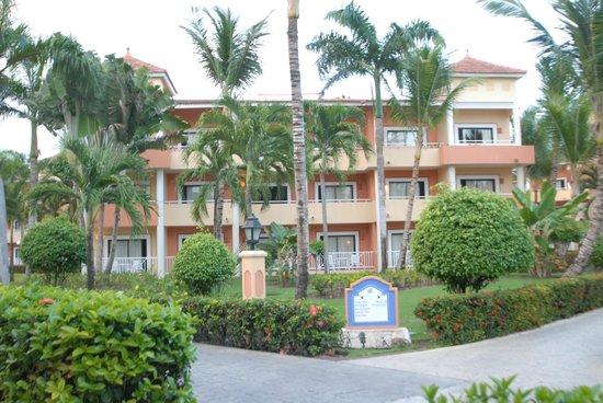 Grand Bahia Principe Punta Cana: Hotel blocks