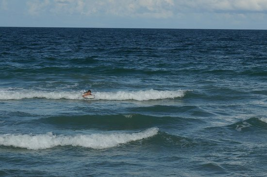 Club Med Sandpiper Bay: Отличные волны