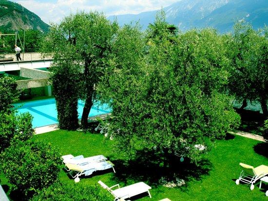 Hotel Villa Giulia: Pool