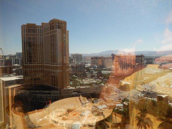 Wynn Las Vegas: Room view