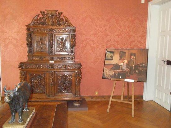 Avignon Musée Angladon : В музее
