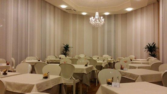 Hotel Villa Sylva : Restaurant/Frühstücksraum