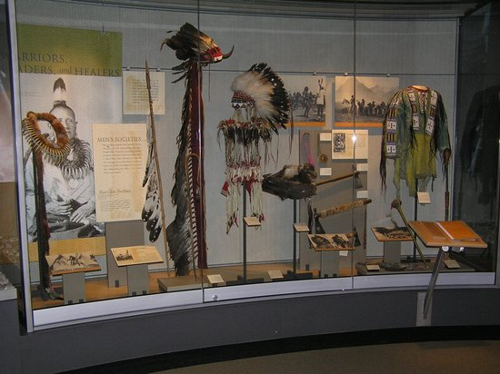 Museum of the Plains Indian: indumenti