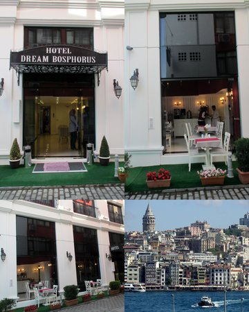 Dream Bosphorus Hotel With Best Views Of