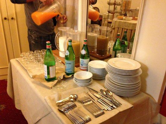 De Rose Palace Hotel : Breakfast