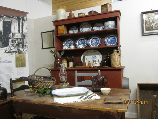 Les Trois Pignons: Kitchen items from the collectoins of Marguerite Gallant