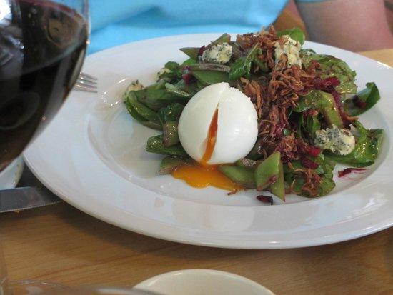 Jacinto cafe & restaurant: Entrada deliciosa