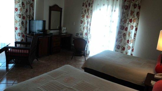VH Gran Ventana Beach Resort: Junior Suite in Catalina building