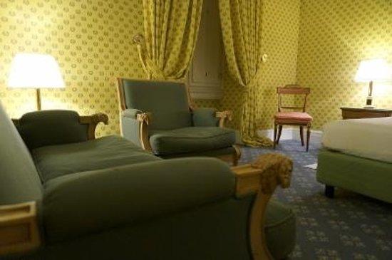 Hotel Albani Firenze: 客室