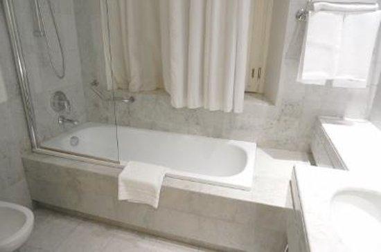 Hotel Albani Firenze: バスルーム1