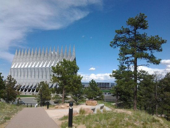 United States Air Force Academy : church