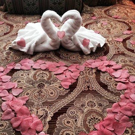 Bayfront Marin House Historic Inn : Romance