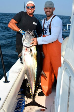 Reel Deal Fishing Charters: Fish for bluefin tuna with Captain Bobby Rice