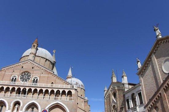 Basilica di Sant'Antonio - Basilica del Santo: As torres
