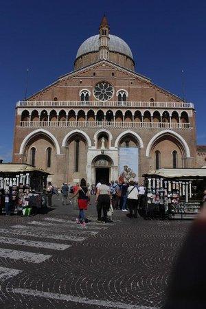 Basilica di Sant'Antonio - Basilica del Santo: Outro ângulo