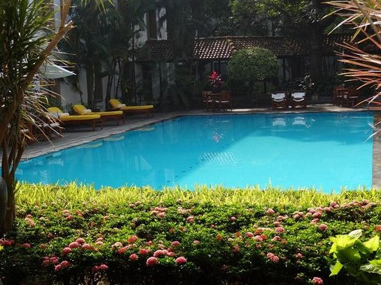Trident, Cochin: swimming pool