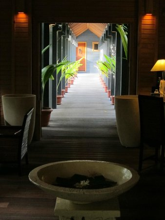 Kuredu Island Resort & Spa: Spa